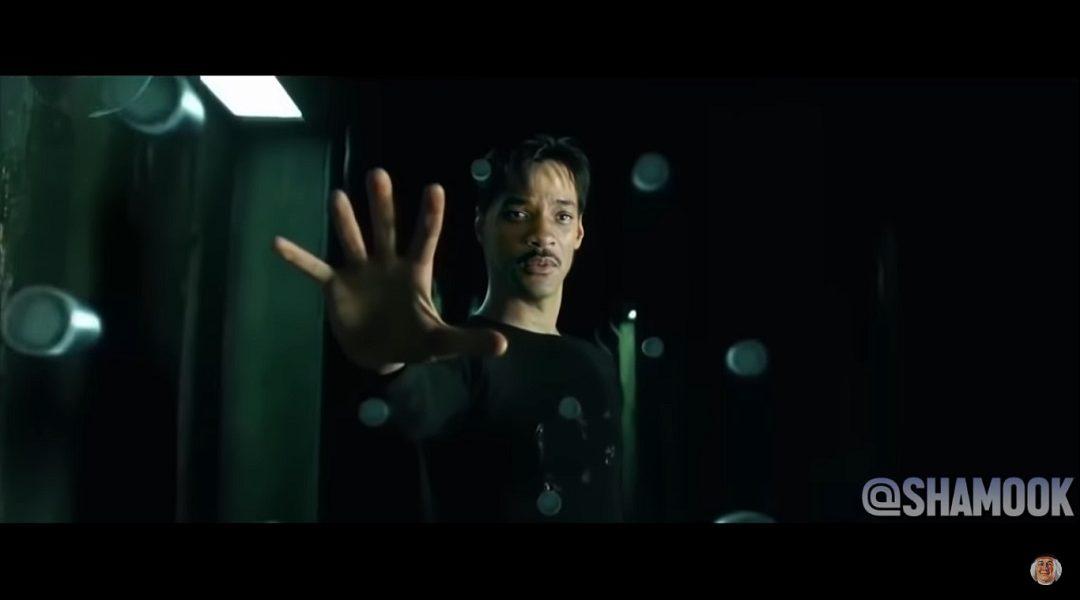 Si Will Smith hubiera sido Neo en Matrix