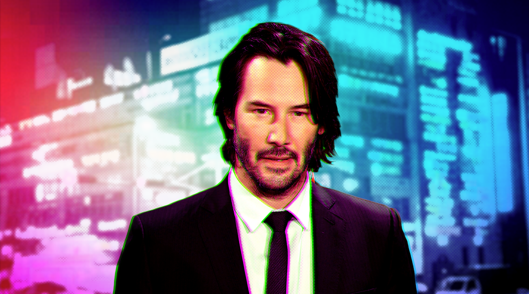 Keanu Reeves, el actor de Hollywood