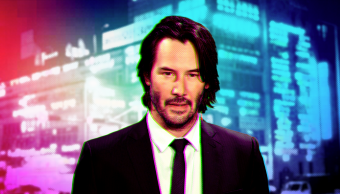 Keanu Reeves, el actor de Hollywood