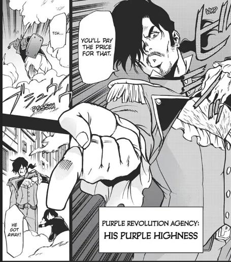 20/09/19, Prince, My Hero Academia, Vigilantes, Manga