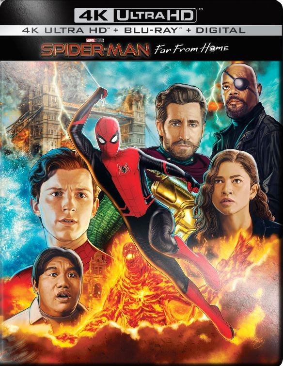 03/09/19, Spider Man, Far From Home, Escenas Extra, Spoilers