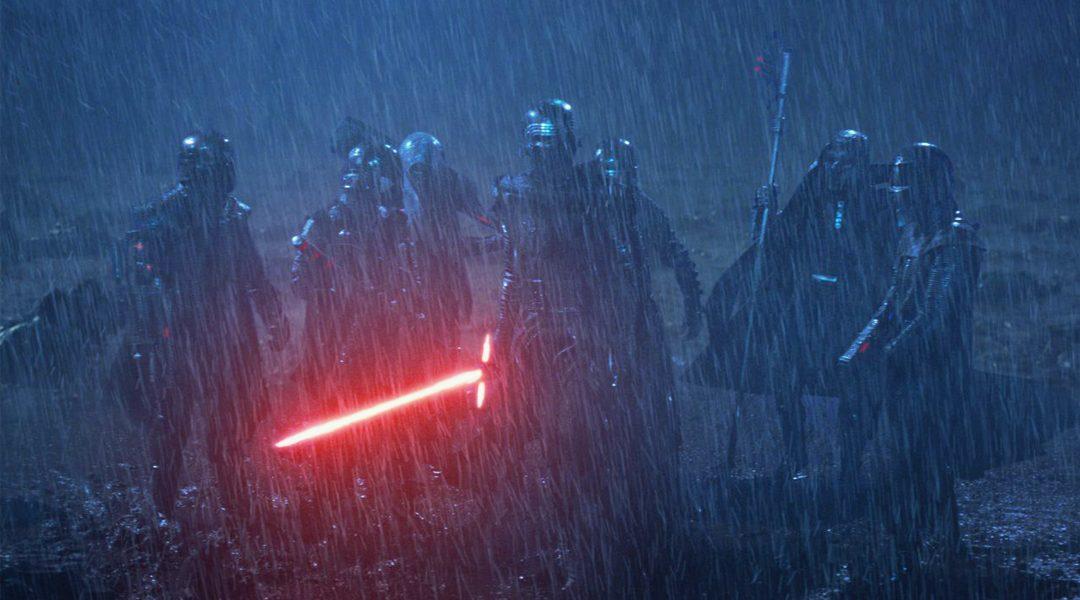 30/09/19, Star Wars, The Rise of Skywalker, Kylo Ren, Caballeros