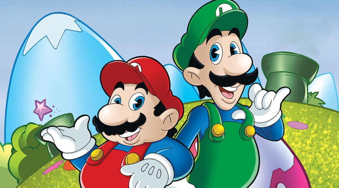30/09/19, Super Mario Bros, Super Show, Videojuego, Serie