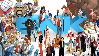 01/09/19 Super Smash Bros Ultimate, DLC, SNK, Personaje