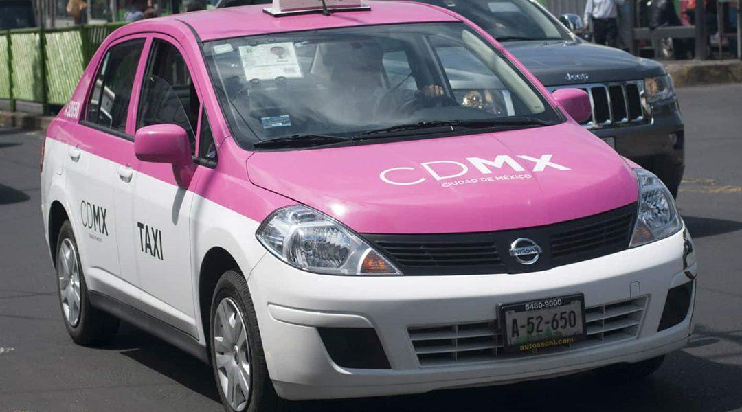 Taxi Seguro CDMX