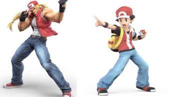 05/09/19 Terry Borgard, Super Smash Bros, Pokémon, Entrenador