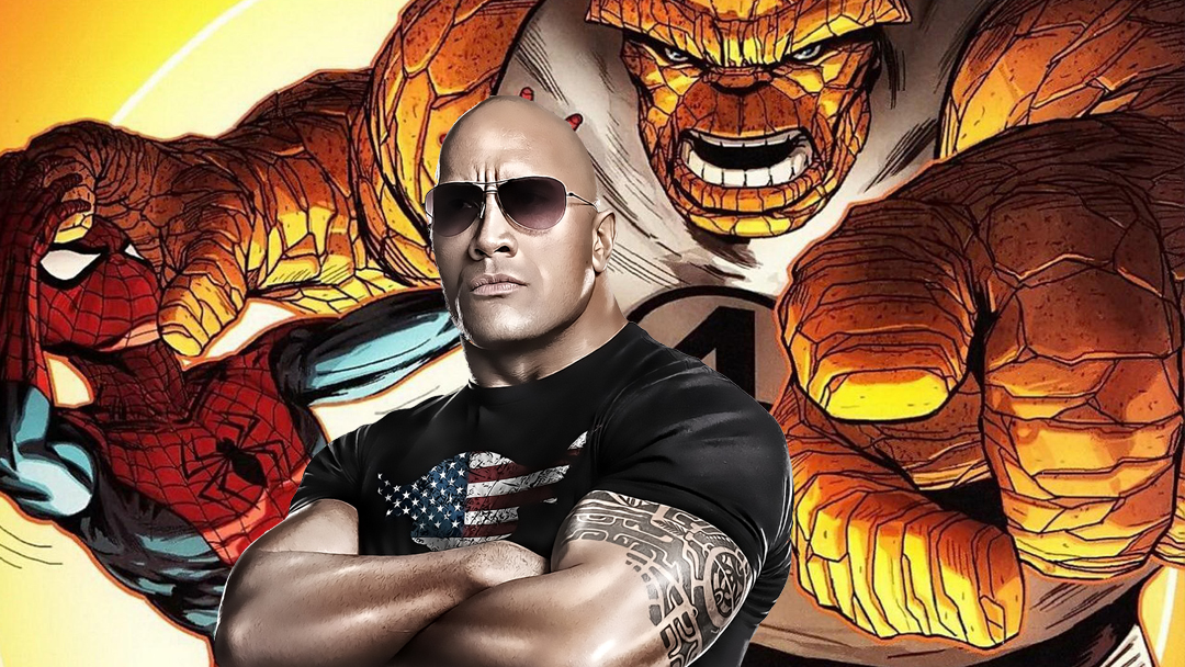 09/09/19, The Rock, La Mole, Fantastic Four, Ben Grimm