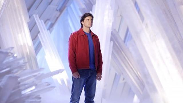 19/09/19, Tom Welling, Crisis on Infinite Earths, Clark Kent, Smallville