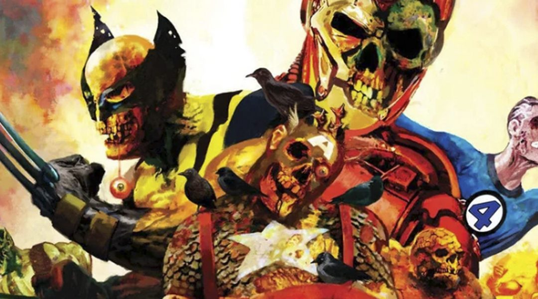 04/09/19 What If, Marvel Zombies, Disney Plus, Serie
