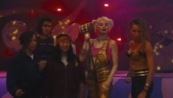 01/10/19, Birds of Prey Tráiler