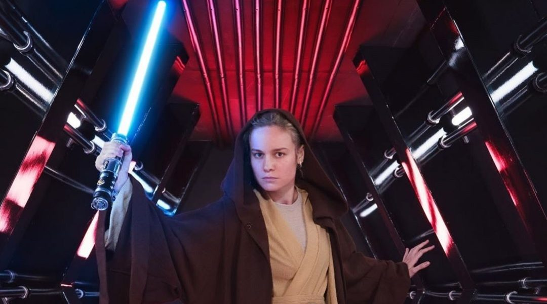 Brie Larson Star Wars
