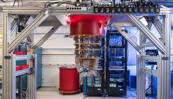 Computadora cuántica Google