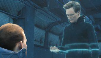 Conan OBrien en Death Stranding