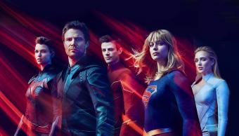 Los heroes de Crisis on Infinite Earths