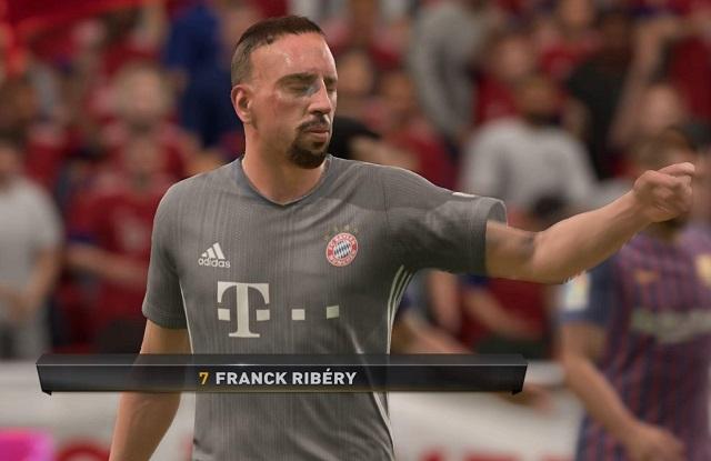 Frank Ribery FIFA