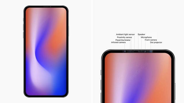 iphone notch apple