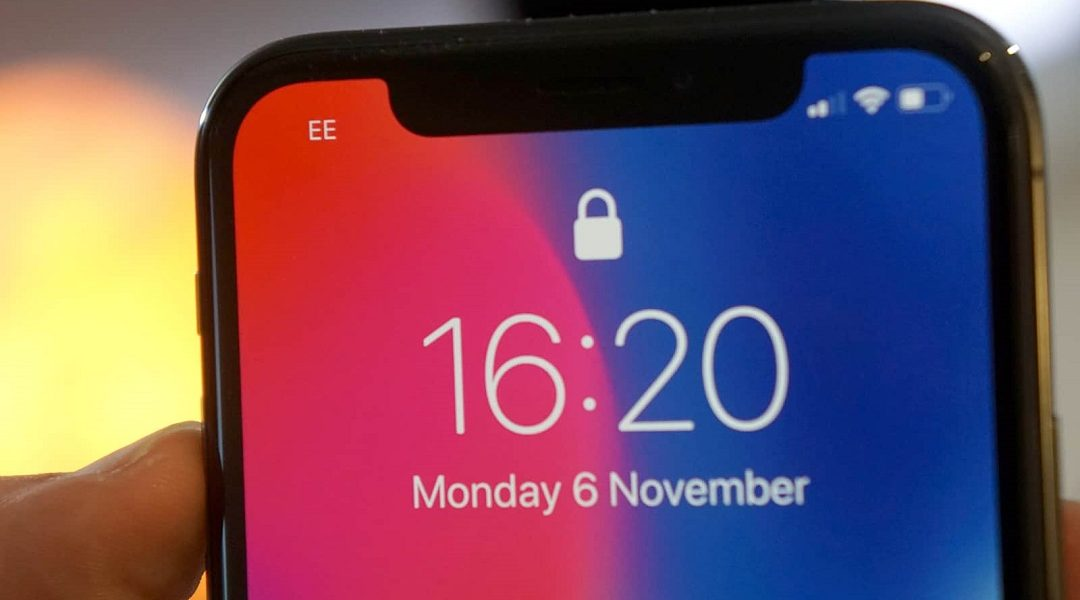 iPhon 2020 sin notch