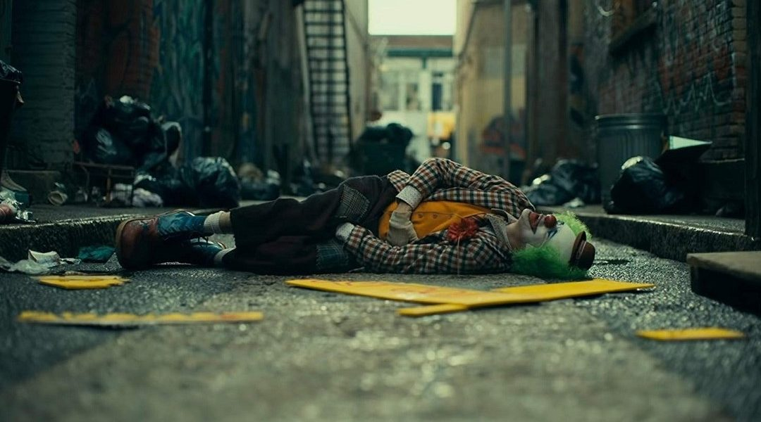 Escena Eliminada de Joker