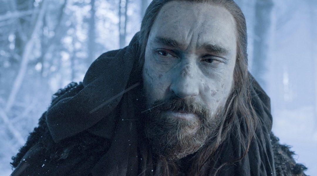 Joseph Mawle villano en Lord of the Rings