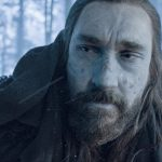 Joseph Mawle villano en Lord of the Rings