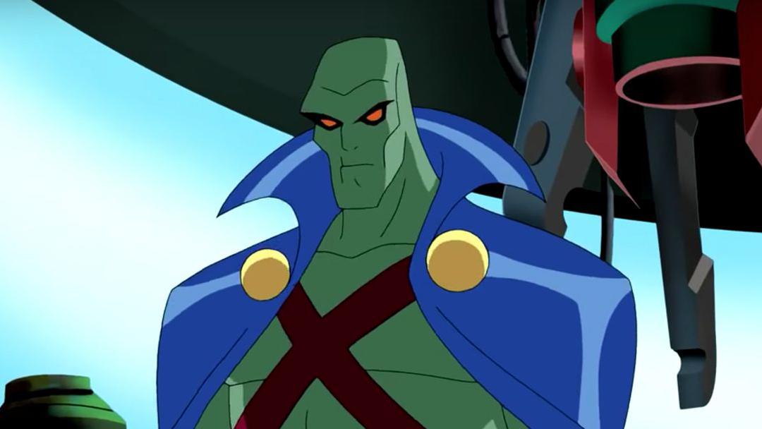 05/10/19, Justice League, Zack Snyder, Martian Manhunter, Snyder Cut