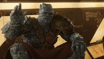 Korg regresa en Thor Love and Thunder