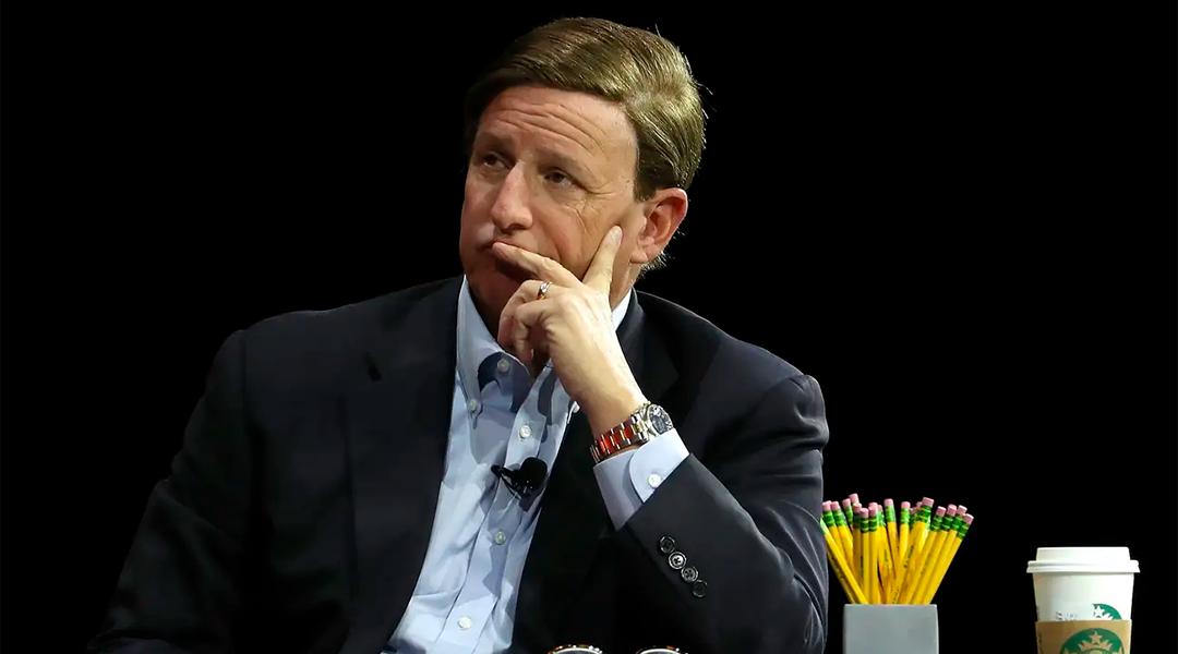 Mark Hurd CEO de Oracle