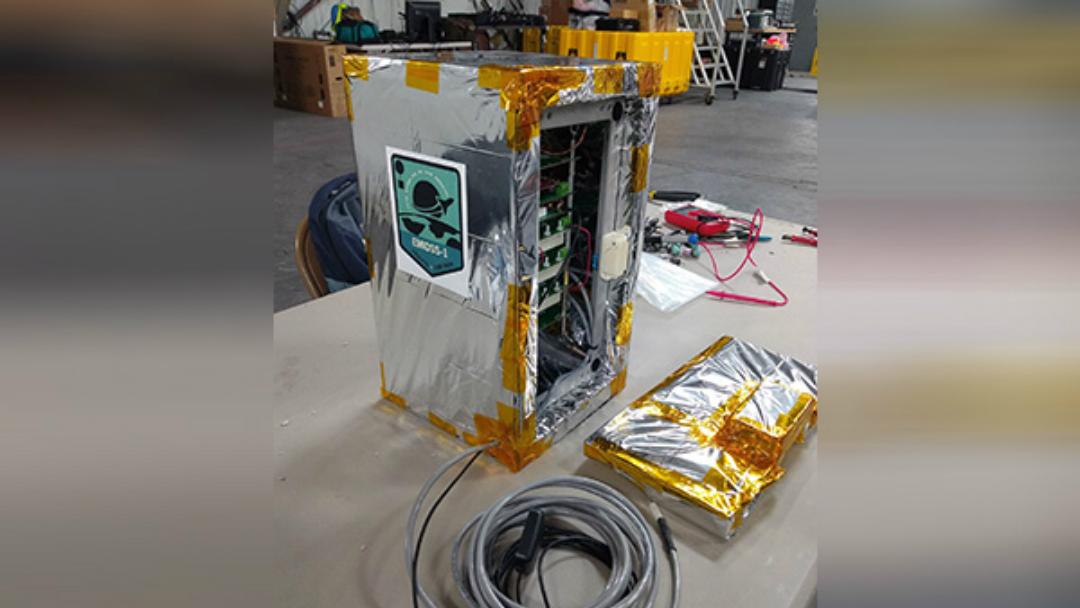 Modulo UNAM NASA