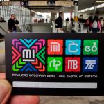 nuevas tarjetas del Sistema Integrado de Transporte de la Ciudad de México