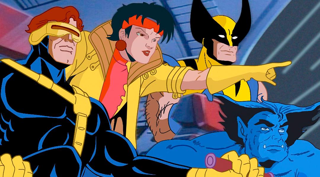 opening de la serie animada de X-Men