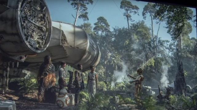 Nuevo Escenario Star Wars The Rise of Skywalker