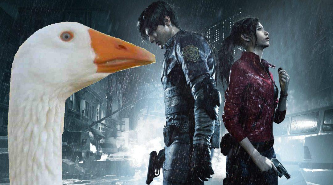 Resident Evil-Ganso