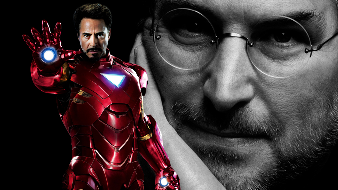 05/10/19, Steve Jobs, Iron Man 2, Disney, MCU