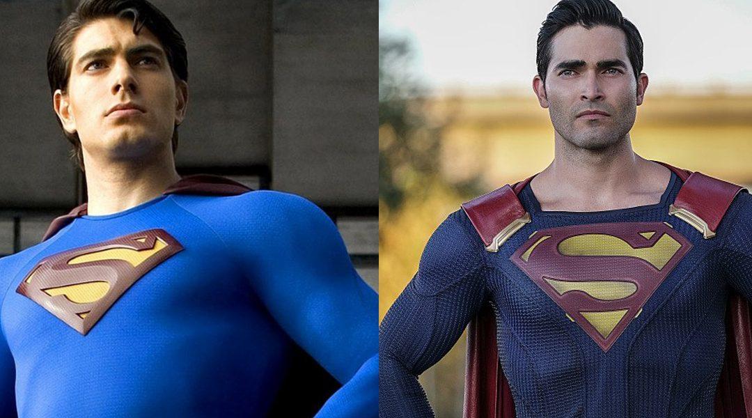 01/10/19, Superman, Crisis On Infinite Earths, Brandon Routh, Tyler Hoechlin