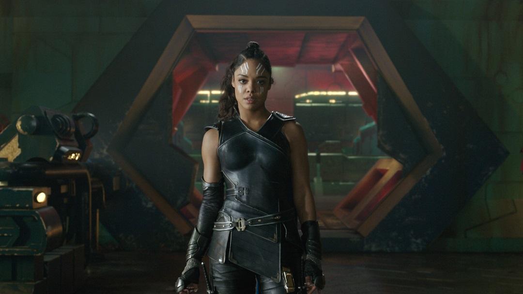 Tessa Thompson también quiere una película de heroínas de Marvel