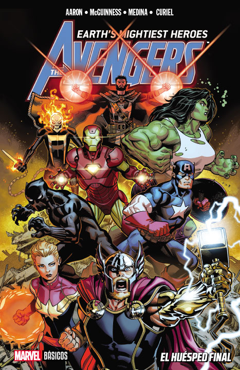 Avengers El Huesped Final
