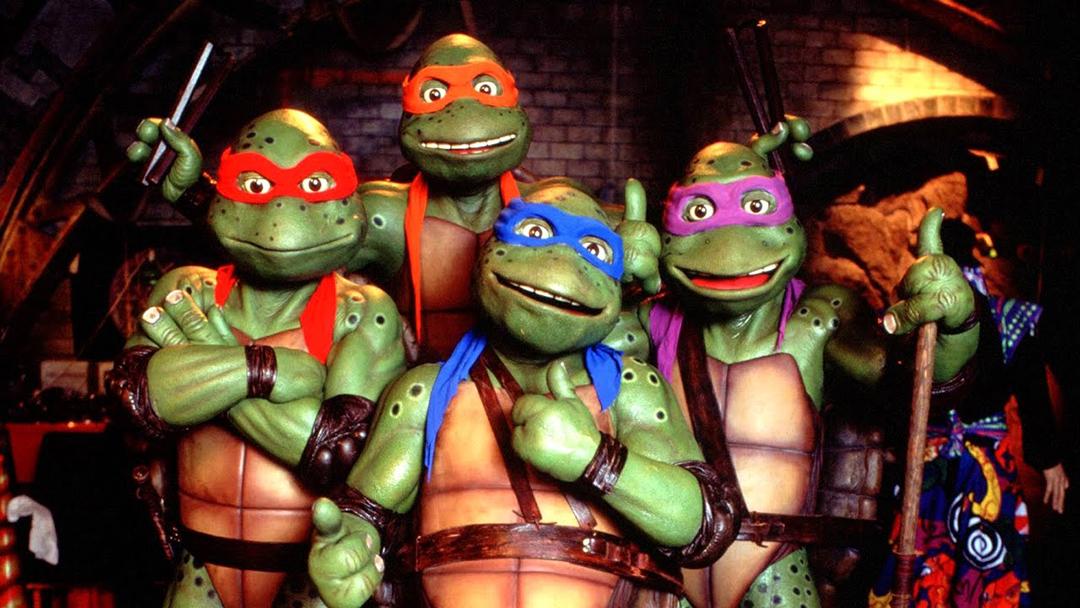 Tortugas Ninja III