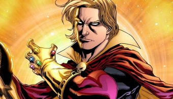 Adam Warlock en Guardianes de la Galaxia Vol. 3