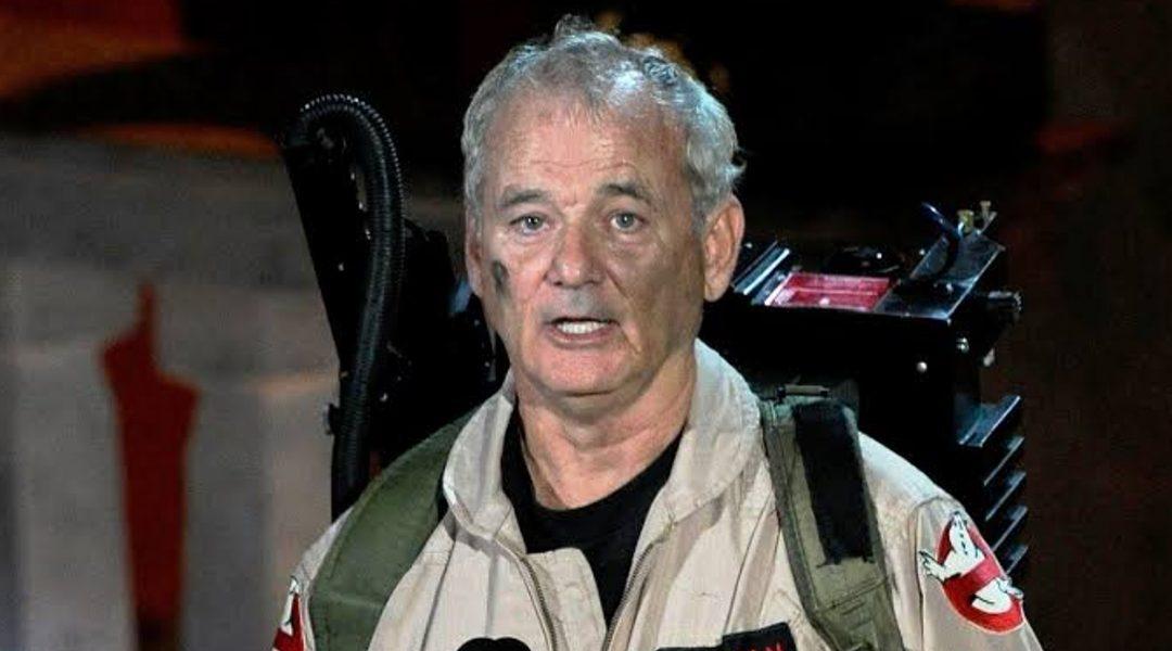 Bill Murray Ghostbusters