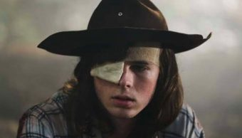 Chandler Riggs The Walking Dead