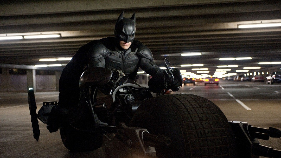 Christian Bale rechazó hacer cuarta película de Batman