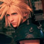 Cloud Final Fantasy VII Remake