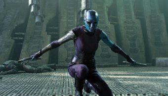 Guión Guardians of the Galaxy Vol 3 Karen Gillan