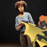 Jayme Lawson The Batman como Batgirl