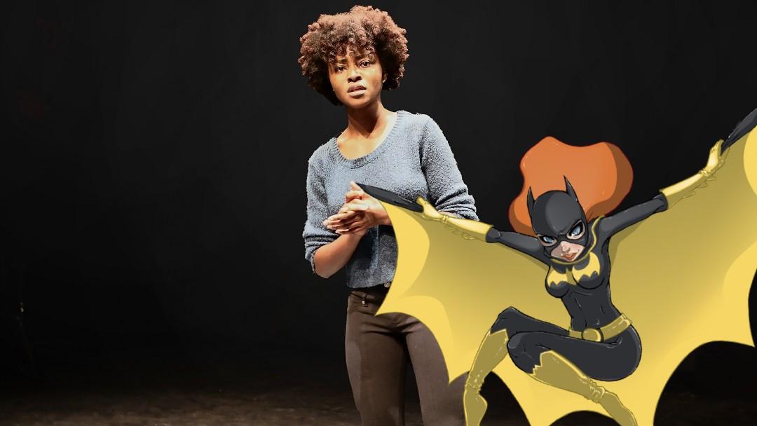 Jayme Lawson The Batman como Batgirl