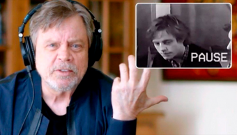 Mark Hamill audición Luke Star Wars