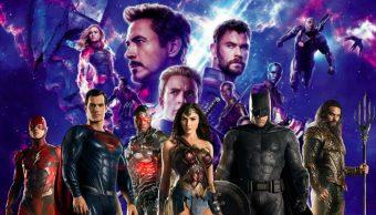 Marvel DC Justice League Avengers