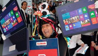 Microsoft japon