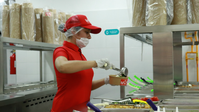 Fondas-Comida-Fonda-Inteligente-Rápida-MUY-Restaurantes-Restaurante-inteligentes-baratos-CDMX-México, Ciudad de México, 29 de noviembre 2019