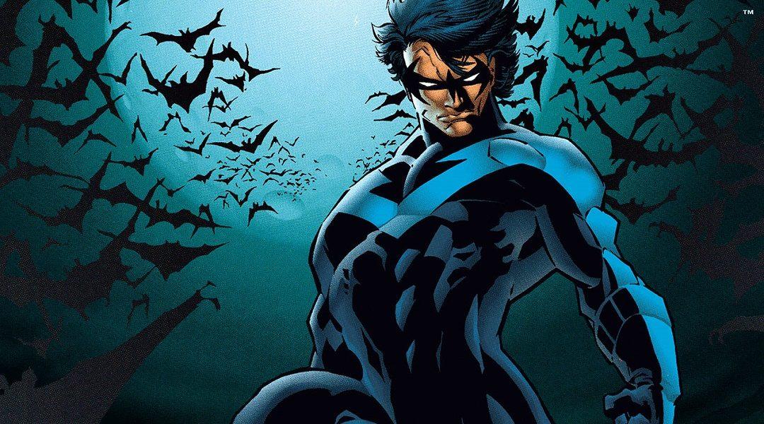Traje Nightwing Serie Titans